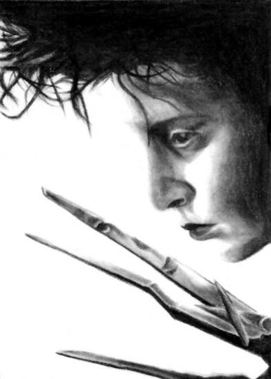 Johnny Depp by blastedgoose